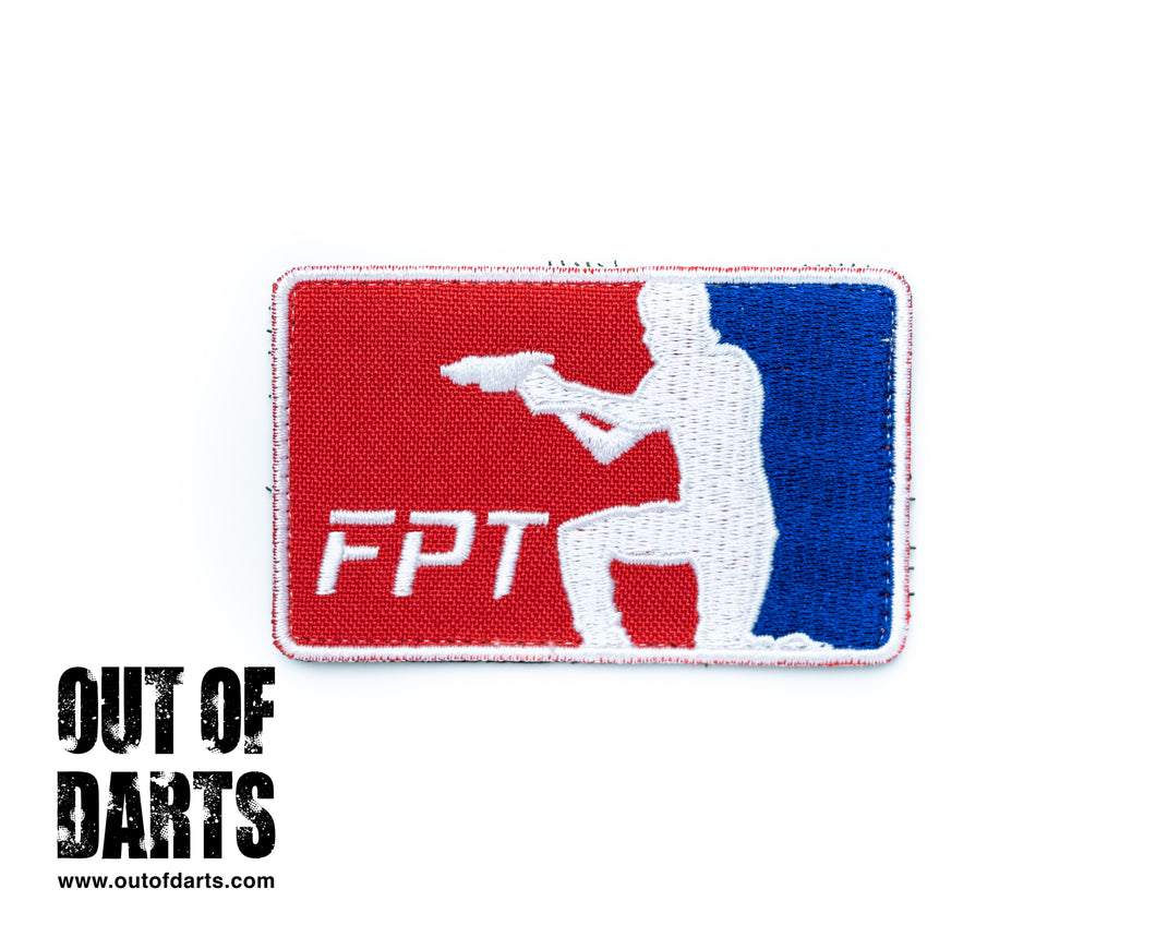 Foam Pro Tour (FPT) Hook & Loop Patch