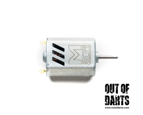Nerf mod Meishel 2.0 130 2s Motor for Nerf Blasters - Out of Darts