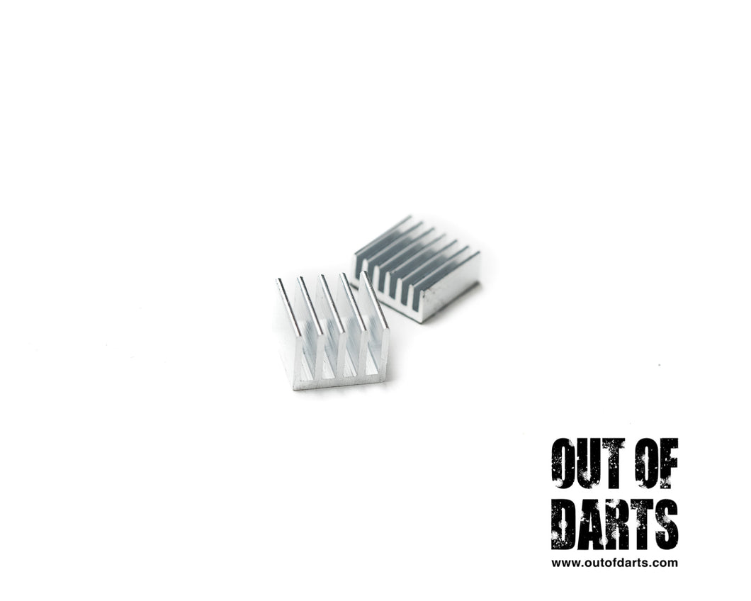 Heat sink (3-sizes) Great for MOSFET builds