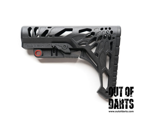 Nerf mod Python Buttstock (requires stock attachment) - Out of Darts