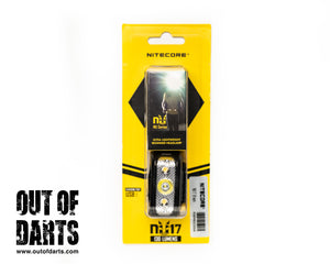 Nitecore Ultra Lightweight NU17 Headlamp (USB Rechargeable)
