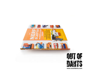 Nerf mod Nerf Mod Book by Luke Goodman AKA Out of Darts - Out of Darts