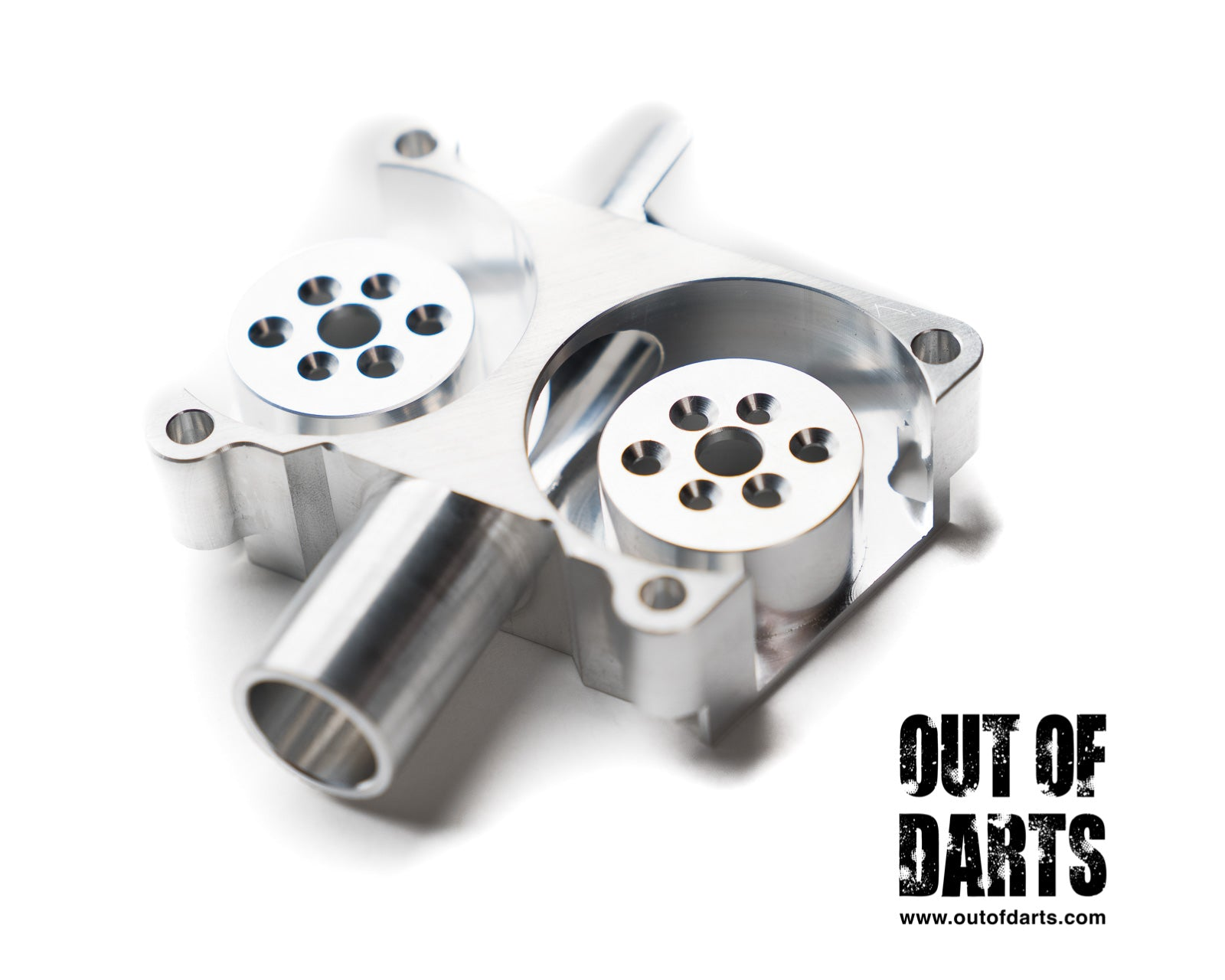 Serenity CNC Flywheel Cage by OFP – Out of Darts