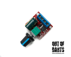 Nerf mod PWM Mini Red - Out of Darts