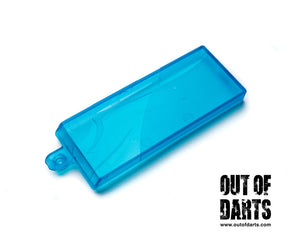 Nerf mod Worker Swordfish Battery Door Expansion (Two Colors) - Out of Darts