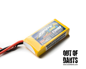 Nerf mod Zippy 2s 1300mAh 40c LiPO Pack (XT-60 connector) - Out of Darts