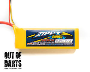 Zippy 3s 2200mAh 60c LiPO Pack (XT-60 connector)