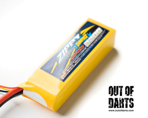 Nerf mod Zippy 3s 2200mAh 60c LiPO Pack (XT-60 connector) - Out of Darts