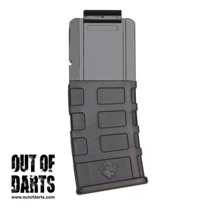 Worker Nerf 12 Round Magpul Style Magazine Clip Clipazine (5 colors)