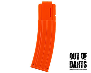 Worker Nerf 22 Round Magazine Banana Clip clipazine (4 colors)