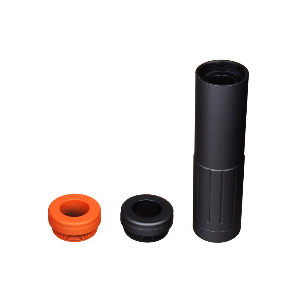 Worker ACC CQB Suppressor Large with Multiple Heads (Threaded Connector)