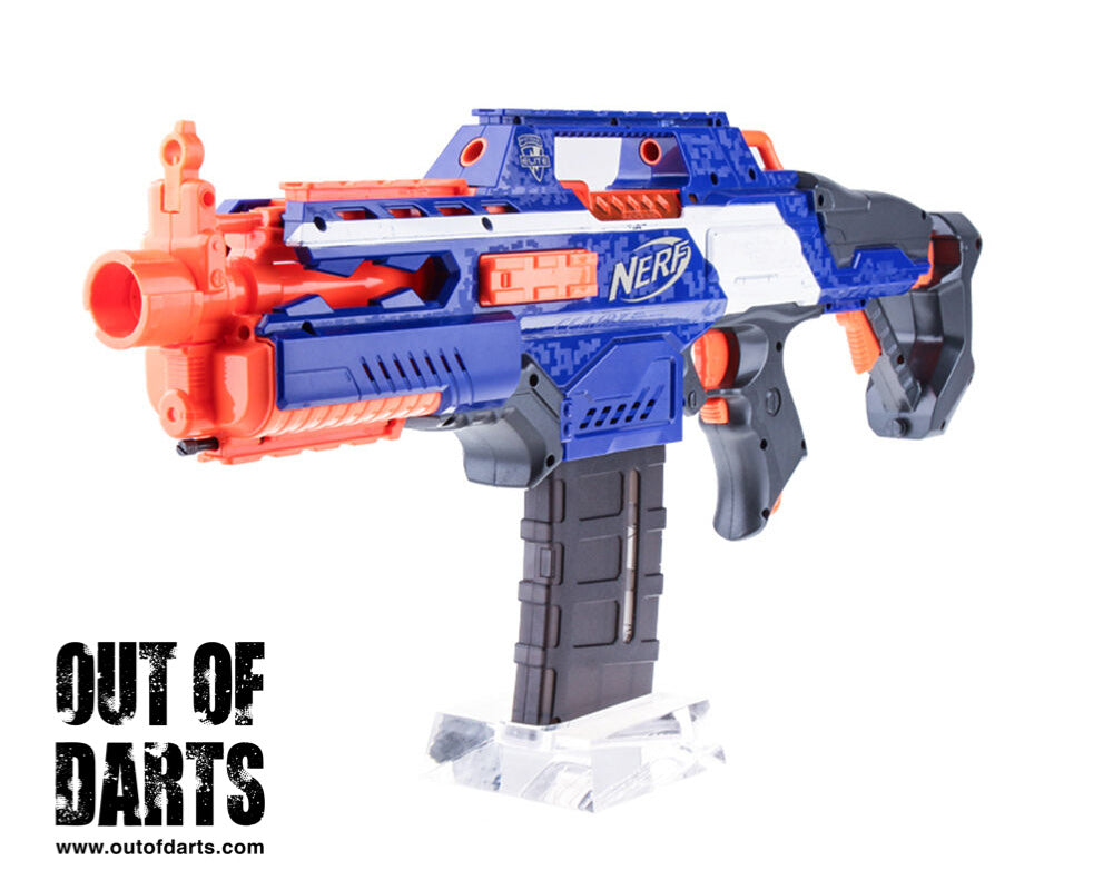 Worker Blaster Display Stand