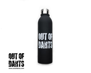 Nerf mod Choose your ammo water bottle - Out of Darts