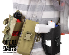 Worker Holster for Hurricane Blaster or Magazines (Multiple Colors)