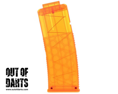 Worker 15 Full-Length Dart Honeycomb Magazine Clip (Multiple Colors)