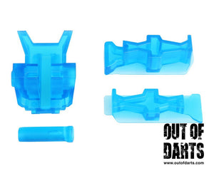 Worker Stryfe Picatinny Set Adapter (Multiple Colors)