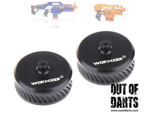 Worker High Power Flywheels Slanted (Stryfe / Rapidstrike)