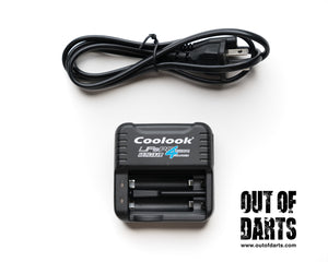 Nerf mod Coollook IMR Charger 14500 (basic IMR charger) - Out of Darts
