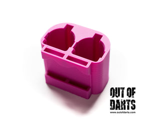 Nerf mod Rival Magazine Holders (Designed by Tarik) - Out of Darts