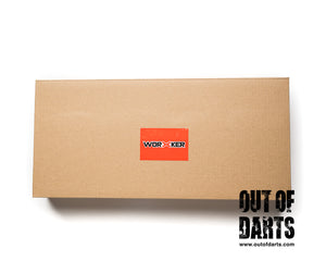 Nerf mod Worker Nerf Stock by Do Co-Sport W0121 - Out of Darts