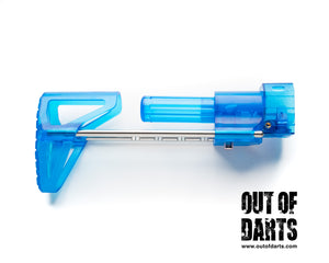 Nerf mod Worker Nerf Simple Extension Stock (Super solid design - 3 colors) - Out of Darts