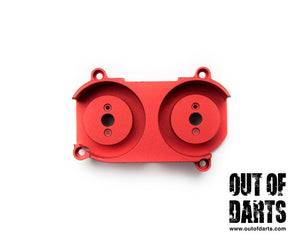 Artifact Flywheel Cage (STANDARD RED)