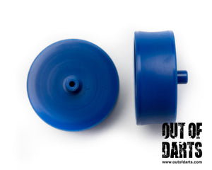BlasterParts Blue Flywheel Set (pair)