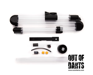 "Nerf mod Nerf Rival Zeus ""HIRricane"" Kit by OutofDarts - Blaster/battery/charger NOT included! (85 round capacity) - Out of Darts"