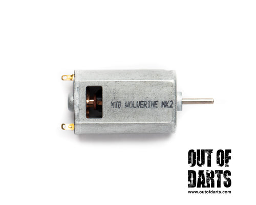 Nerf mod MTB Wolverine 180 2s Motor for Nerf Blasters - Out of Darts