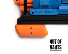 "Nerf mod Nerf Artemis ""Shotgun"" Style Grip 3d Printed - Out of Darts"