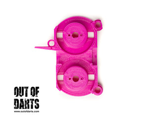 Nerf mod OFP RAYVEN flywheel cage - Out of Darts