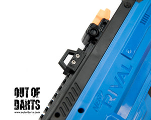 Nerf mod Nerf Rival Rail Sling Mount (Designed by Tarik) - Out of Darts