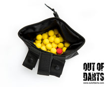Affordable Dump Pouch for Nerf (Black)