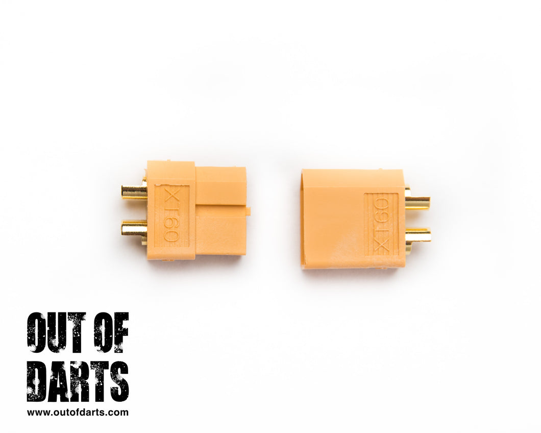 XT-60 Connector Nylon Male/Female pair