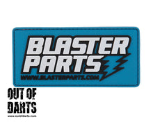 Blasterparts PVC Hook & Loop Patch