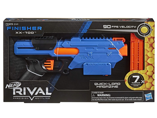 Nerf Rival Finisher XX-700 Blaster (NEW)