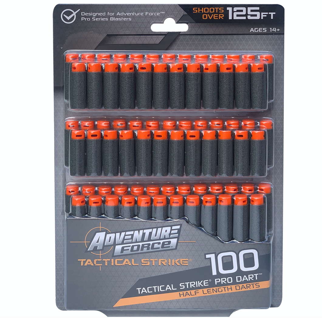 Adventure Force Tactical Strike Pro Half Length Darts