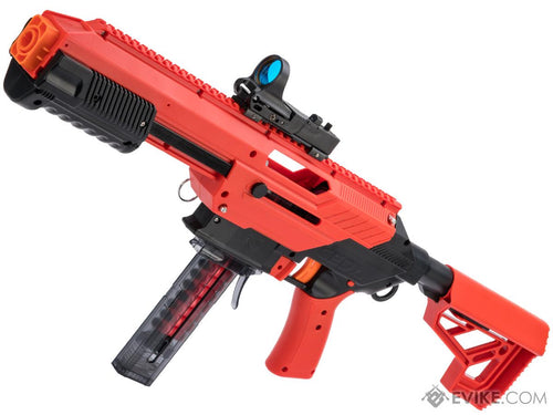 Jet Ceda-S Blaster for Short Darts (130+FPS, RED/BLUE)