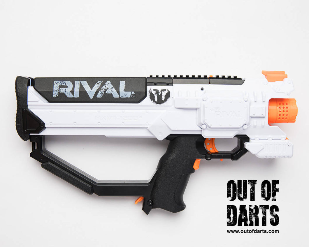 Nerf Rival Hera Modded for 3s and MOSFET
