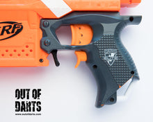 Stryfe magazine release trigger 3D printed (8 COLORS)
