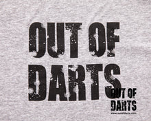 Out of Darts 2017 T-Shirt Adult sizes