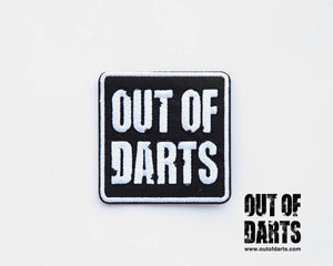 Out of Darts 2017 Iron-on logo patch