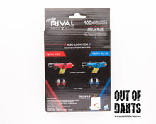Nerf Rival 100-pack (NEW Genuine Hasbro product)