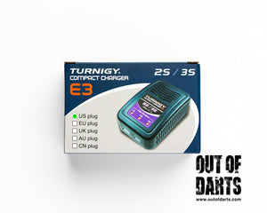 Turnigy E3 Compact LiPO charger w/Balance connector