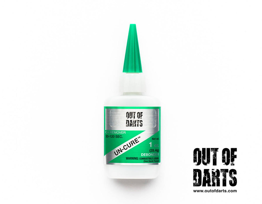 Super Glue Un-Cure De-Bonder Bob Smith Industries
