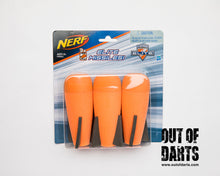 Nerf Mega Missle 3-pack (NEW Genuine Hasbro product)