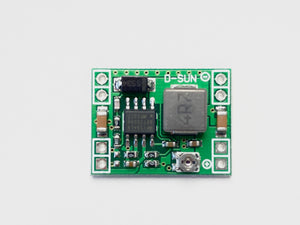 Buck voltage converter (voltage drop regulator)