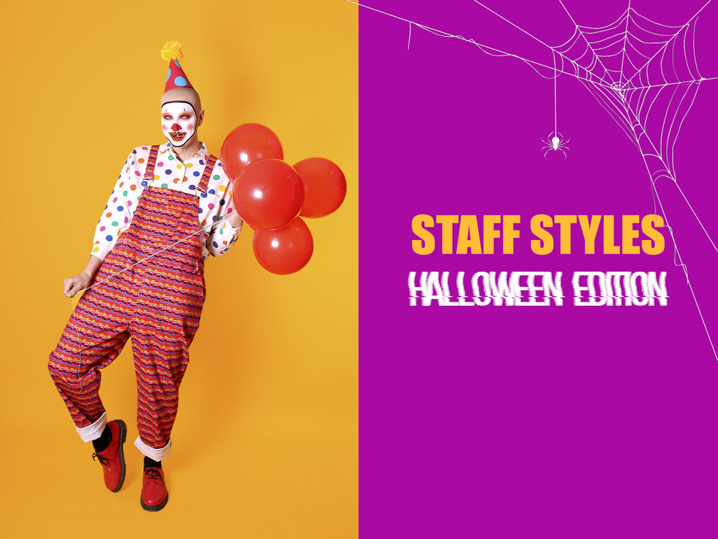 Staff Styles 5: Halloween Edition