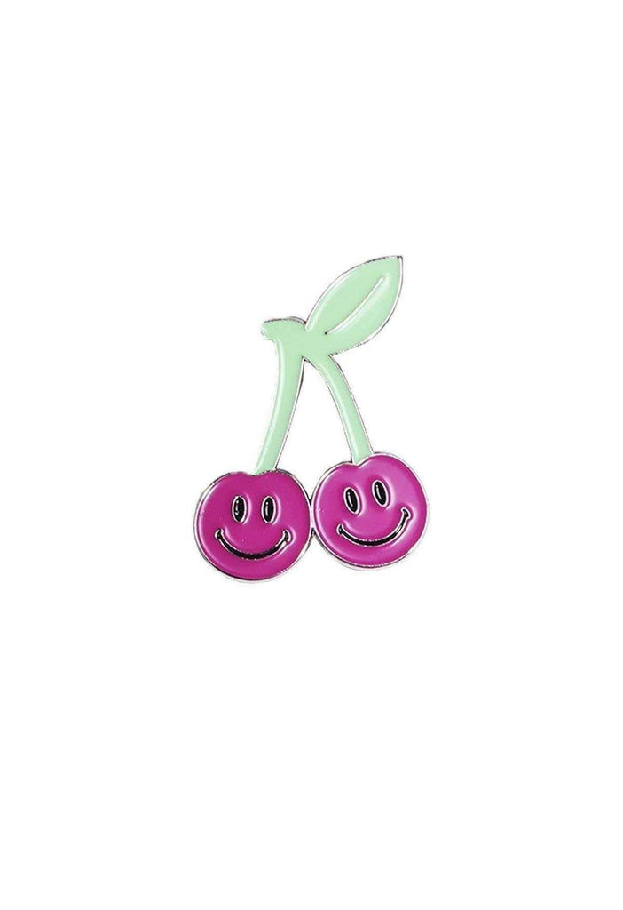 Cheeky Cherry Pin