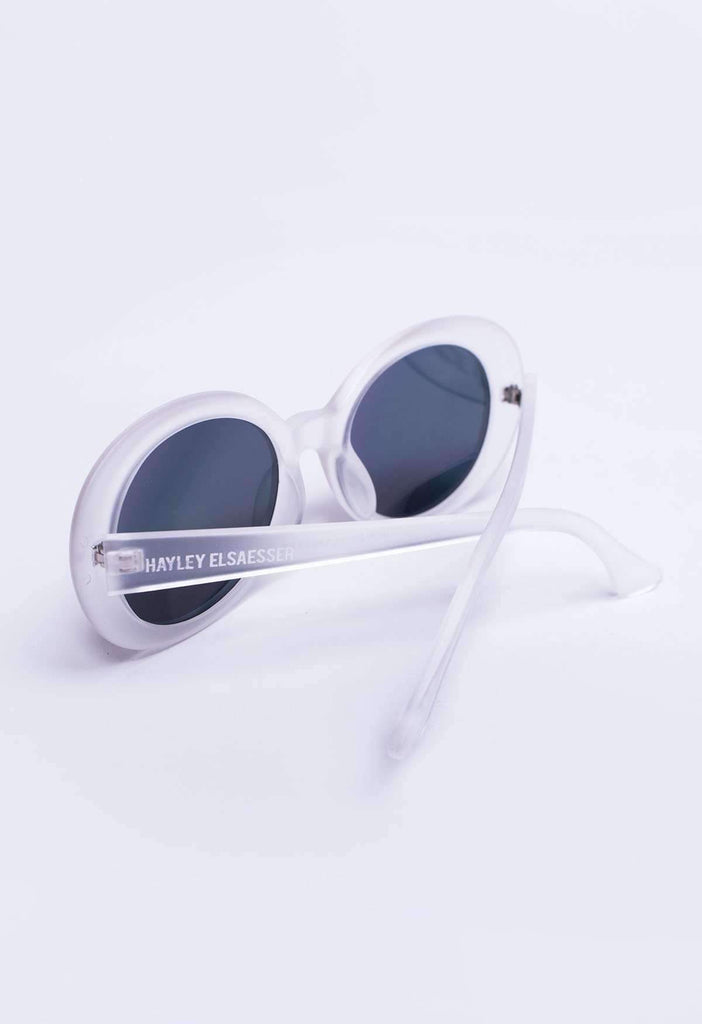Frosty Clear Roswell Sunnies